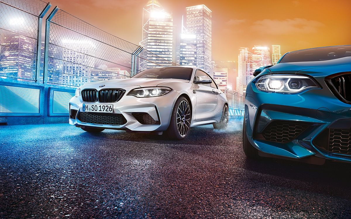 BMW launches M2 Competition in India