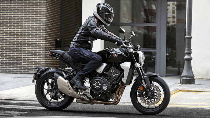 Honda CB 1000R Plus to be launched next month