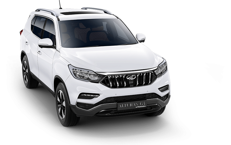 Mahindra Y400 SUV to be named Alturas G4