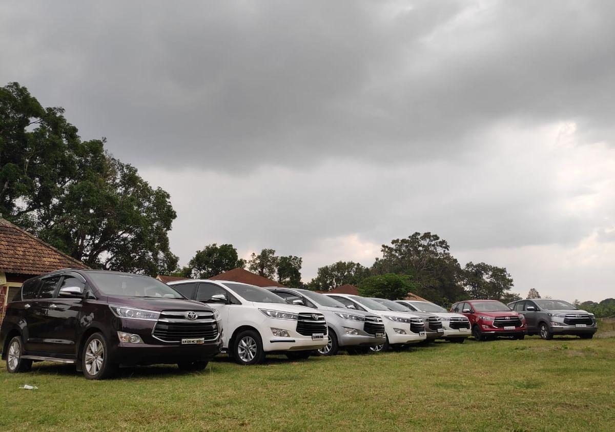 Toyota River Drive: Kaveri: Day Three blog