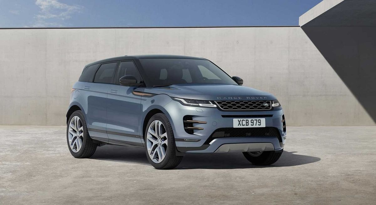 Land Rover pulls the wraps off the new Range Rover Evoque