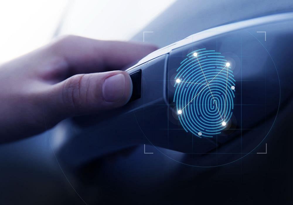 World's first fingerprint technology for vehicles revealed by Hyundai Motor
