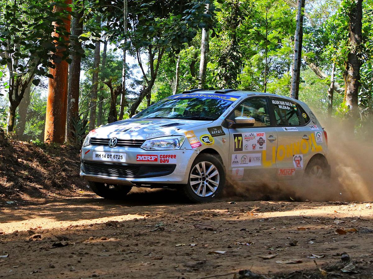 Sprint de Bengaluru 2019 to mark the INRC season opener