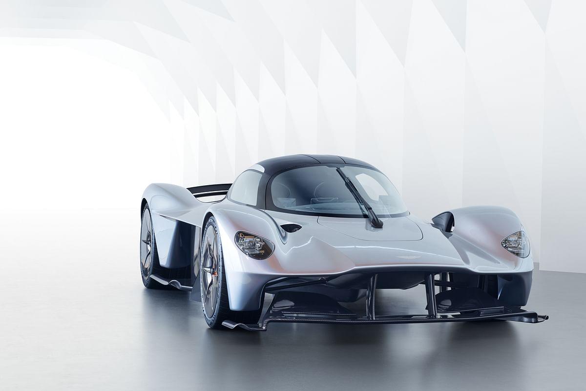 Aston Martin Valkyrie engine highlights revealed
