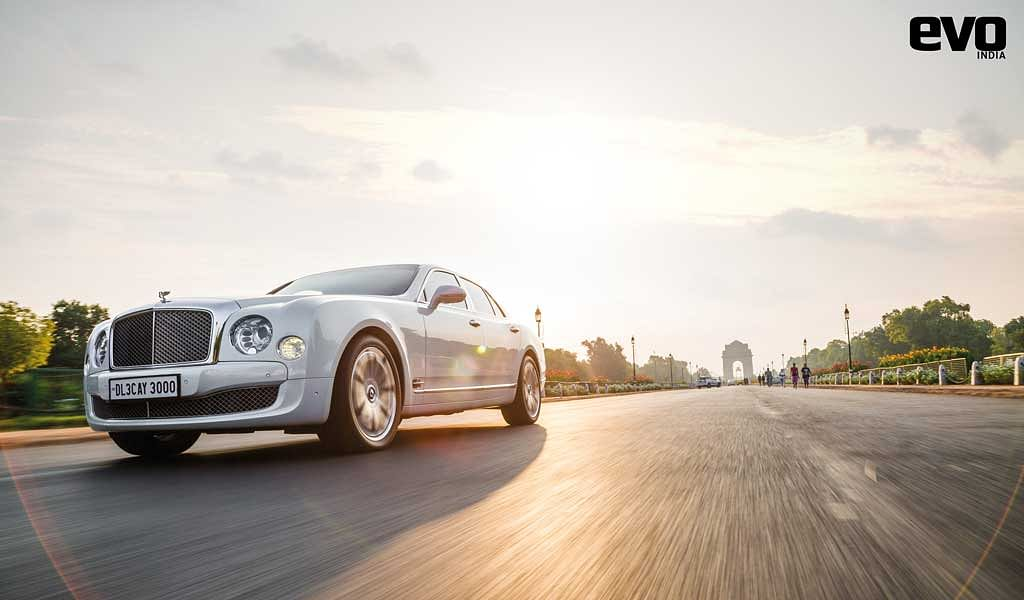 Pre-owned luxury: 2011 Bentley Mulsanne
