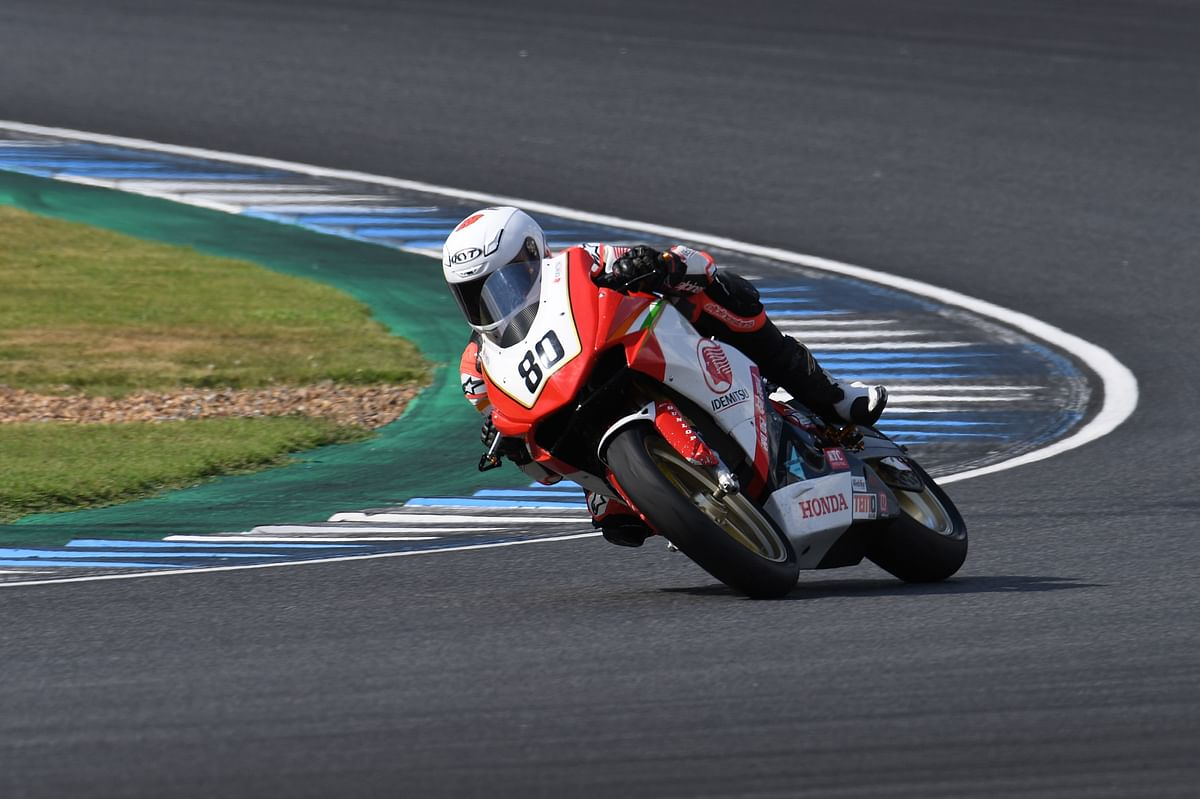ARRC 2018: Rajiv Sethu and Anish Shetty ranked 27th and 31st overall