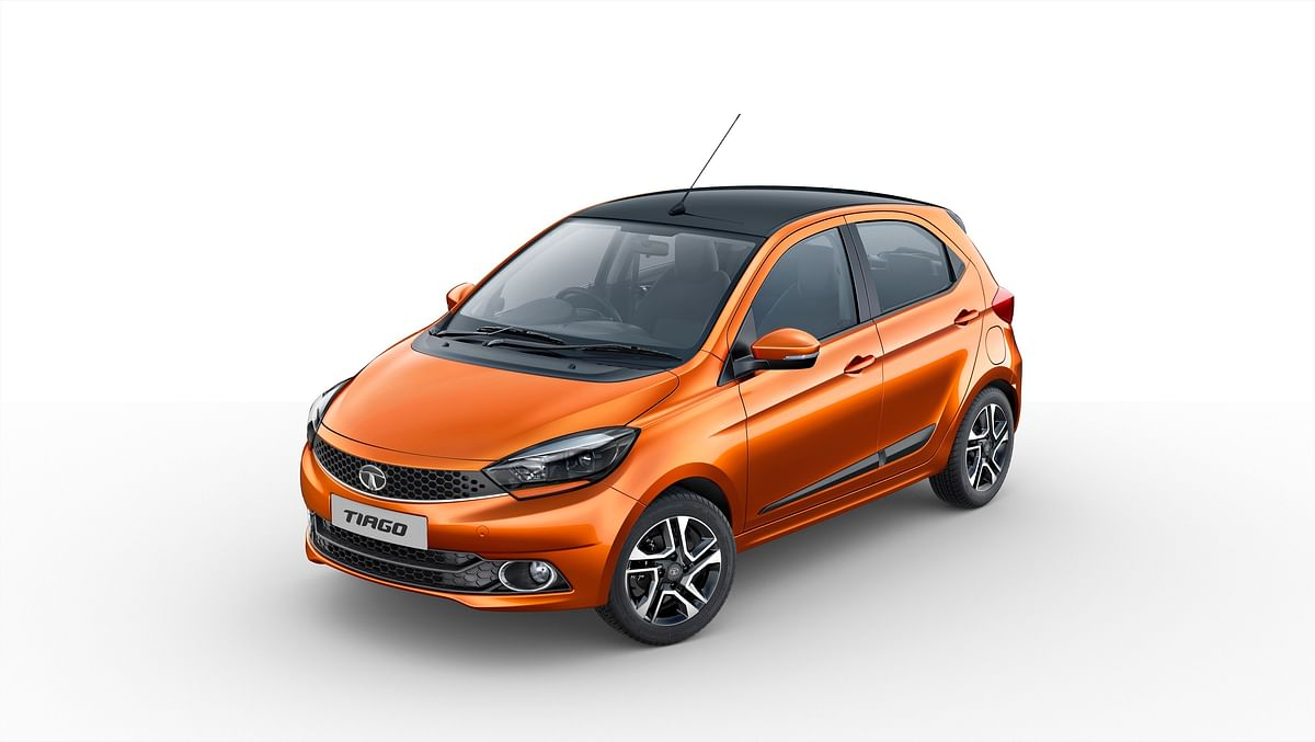 Tata Motors launches new variant of Tiago