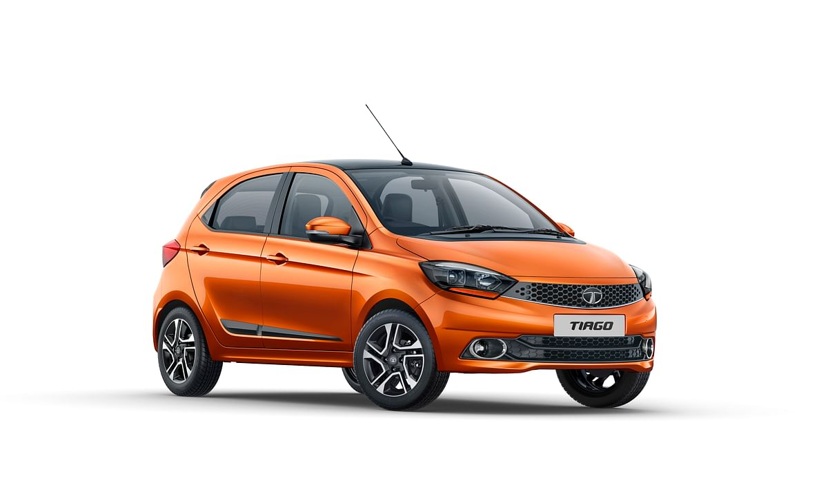 Tata Motors launches new variant of Tiago