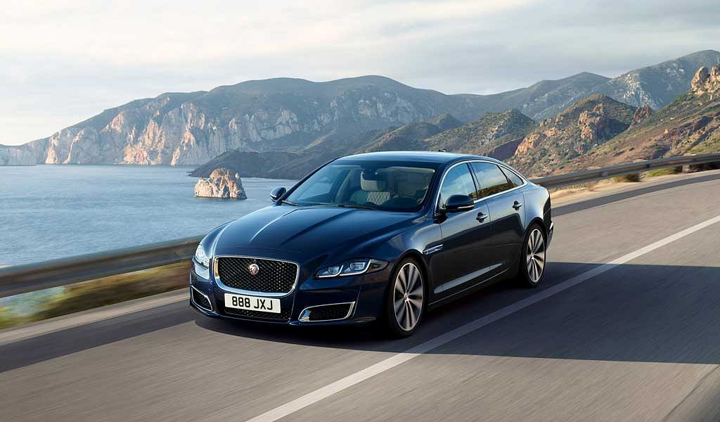 Jaguar launches special edition XJ50 at Rs 1.11 crore