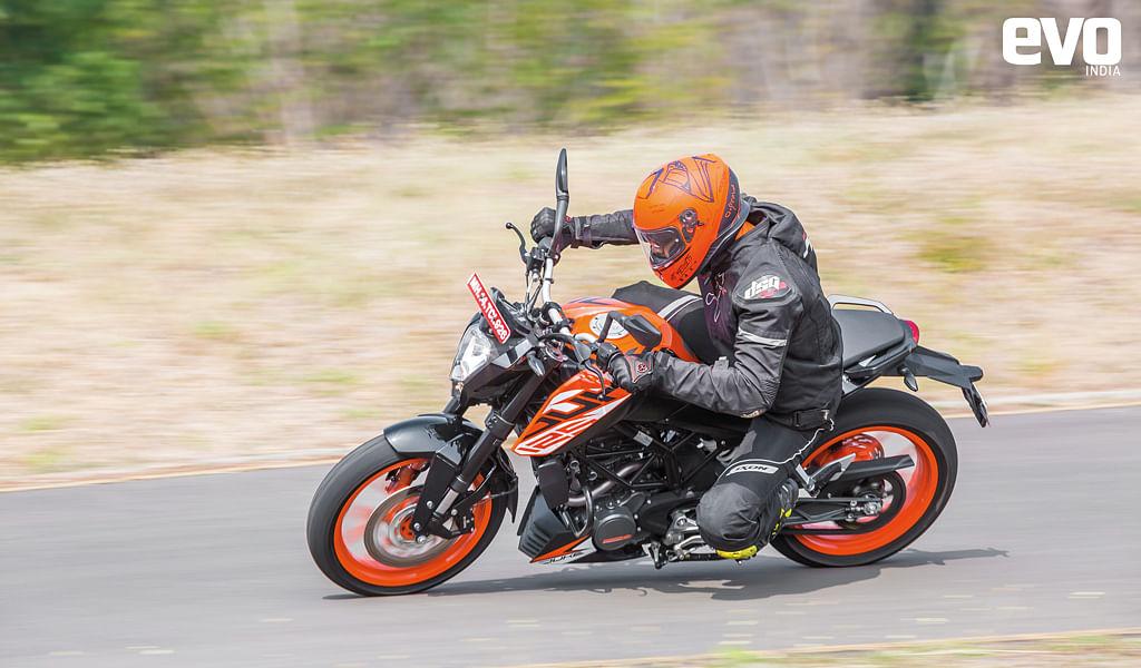 Test ride review: KTM 125 Duke