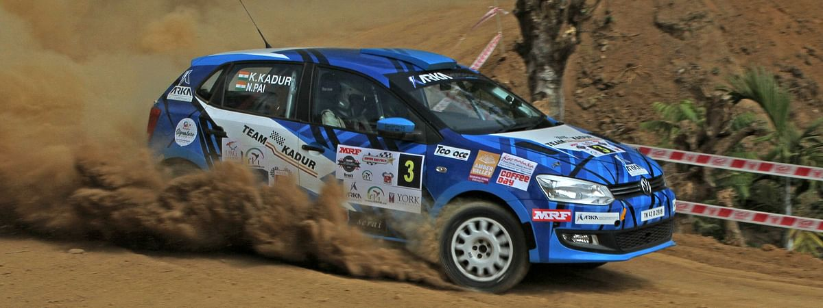 Remote locations and not enough of a gap between rallies poses a massive task for competitors