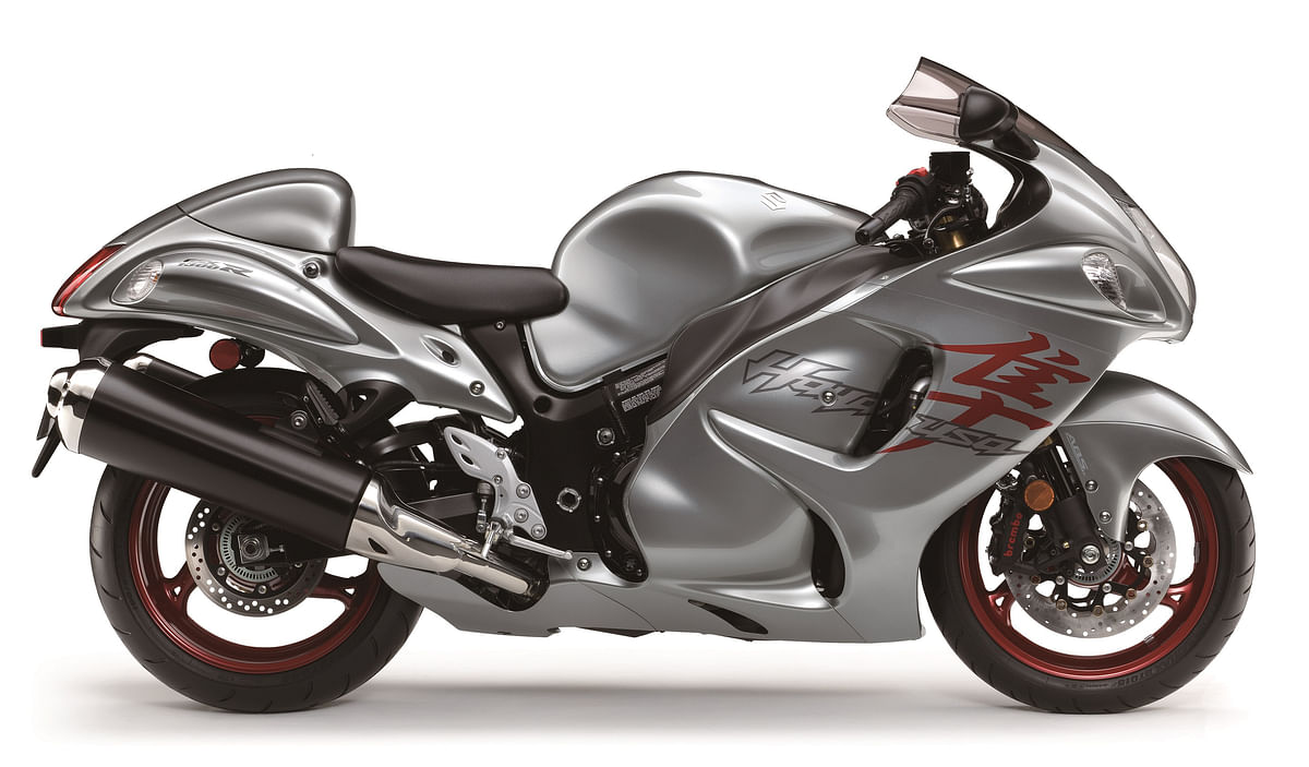Suzuki Motorcycle India launches 2019 Hayabusa