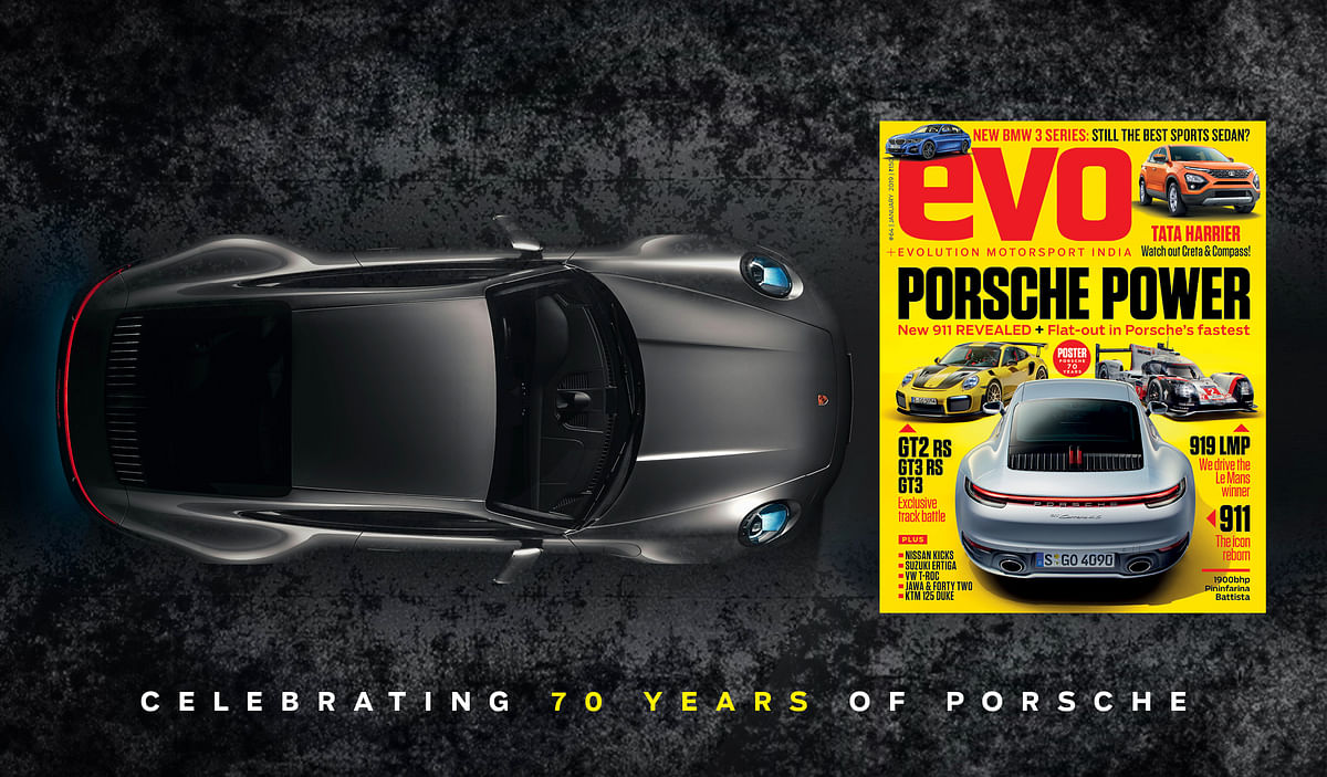 evo India January 2019 issue – on stands now!