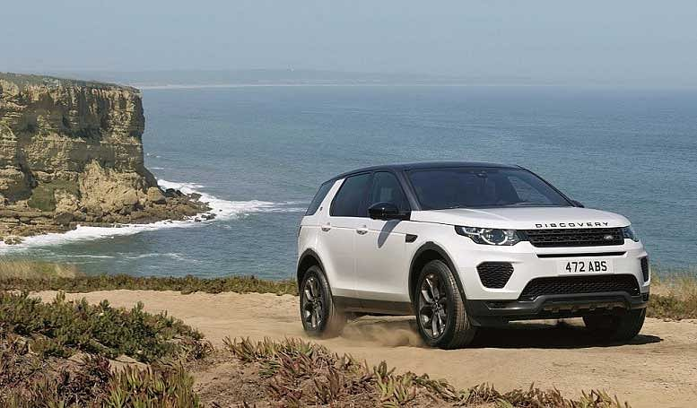 Land Rover updates Discovery Sport for 2019