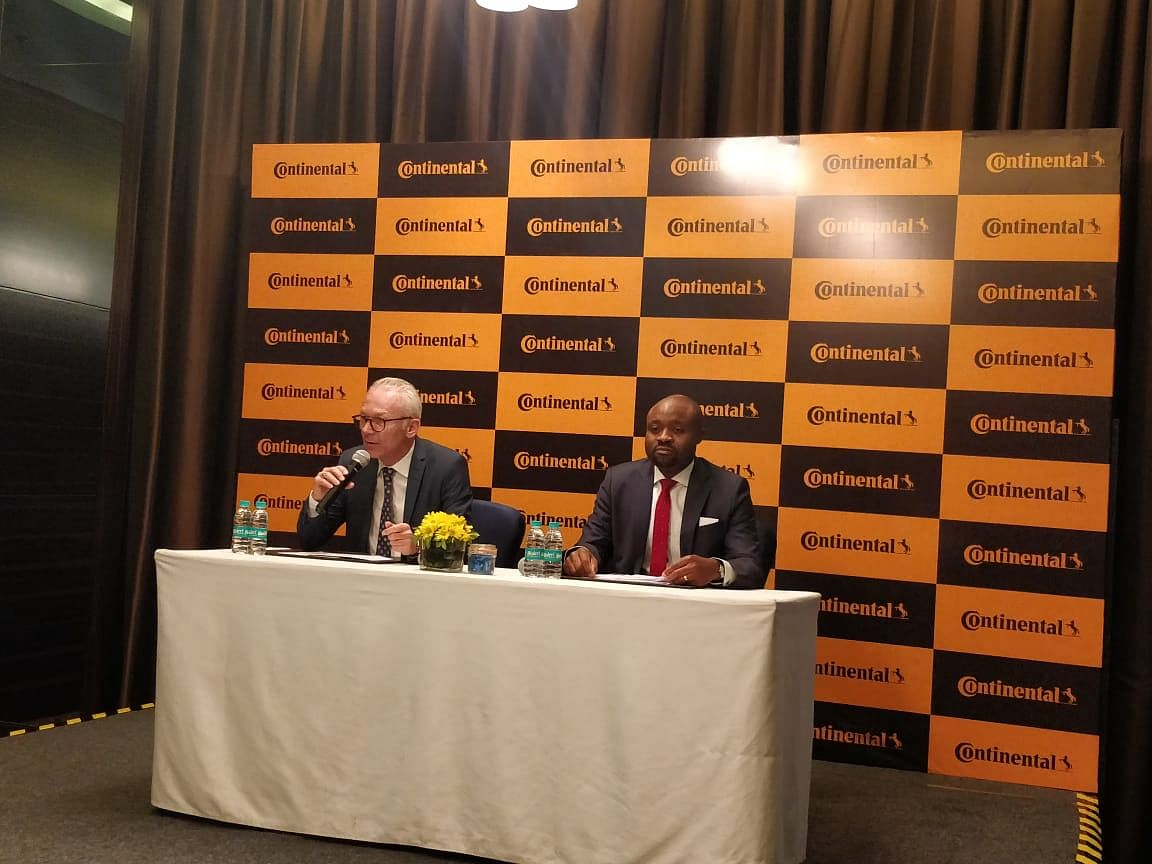 Continental to launch premium interior trims for cars by 2020