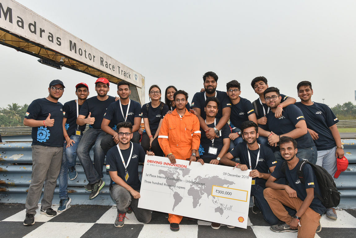 Shell conducts its Eco Marathon event in Chennai