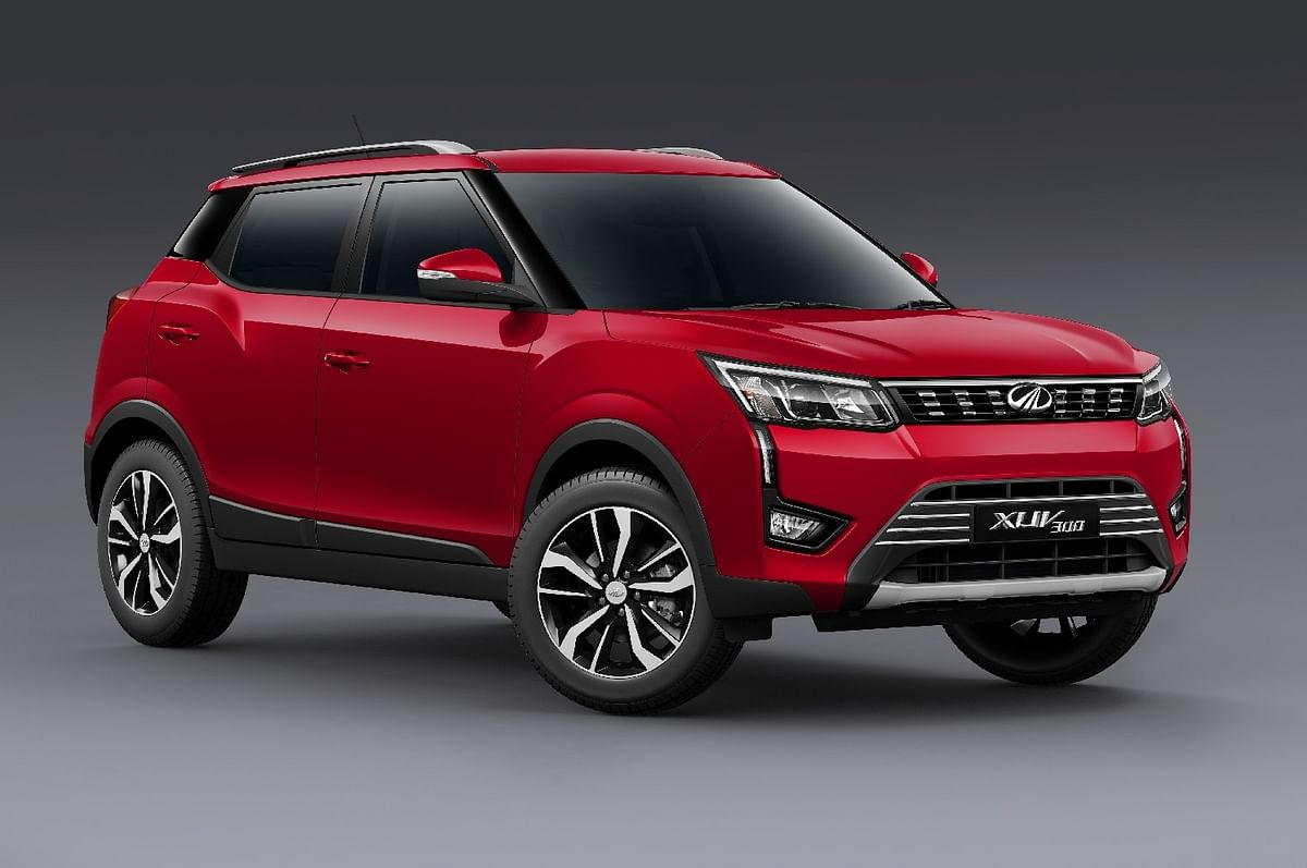 Mahindra's upcoming compact SUV is christened XUV300