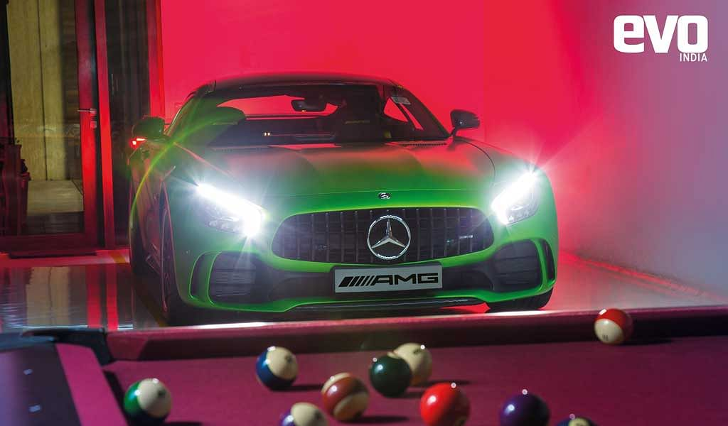 Mercedes-AMG GT R: The beast of Green Hell at Bren's Garage
