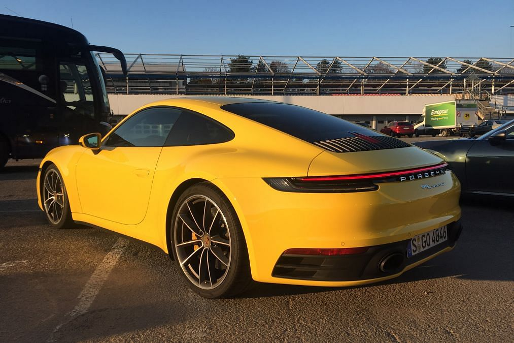 New Porsche 911 in detail – all you need to know about next year's 911
