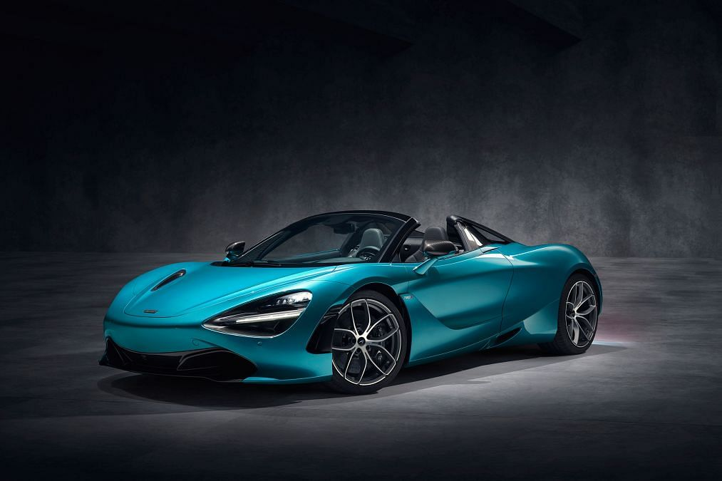 McLaren 720S Spider revealed – convertible supercar to rival Ferrari 488 Spider