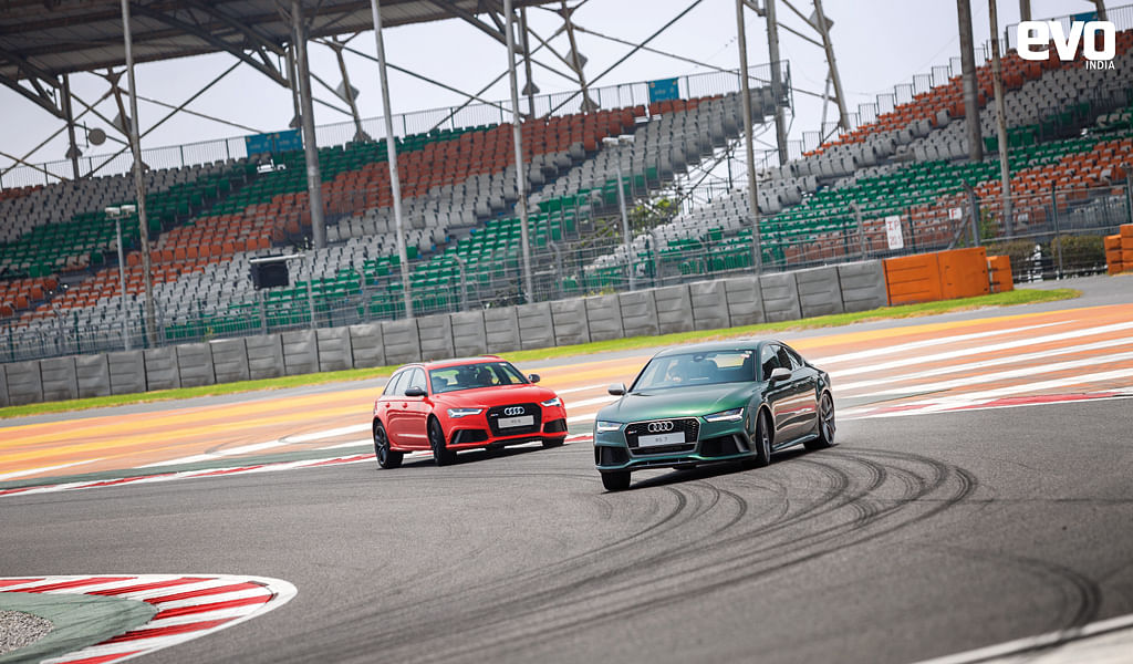 Fastest Audi cars in India, part 3: RS 6 Avant and the RS 7 Performance