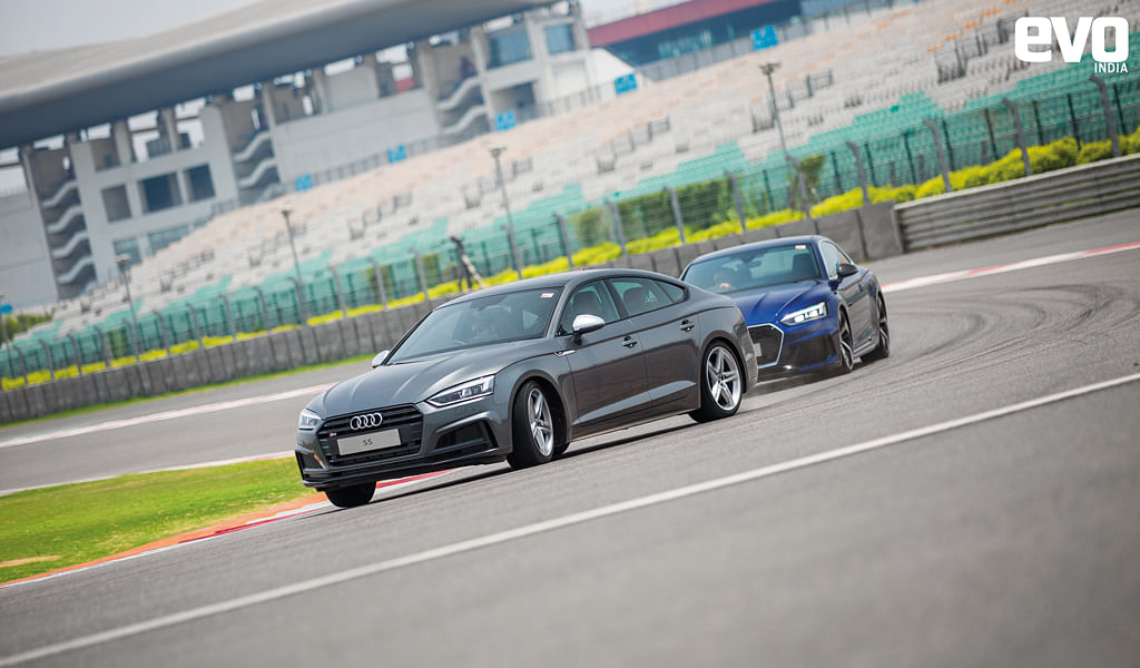 Fastest Audi cars in India, part 2: The RS 5 Coupe and the S5 Sportback