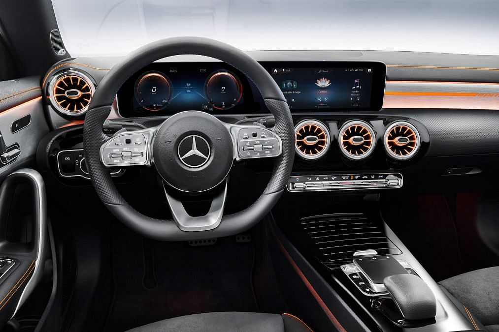 Mercedes-Benz reveals next-gen CLA, no word of India launch