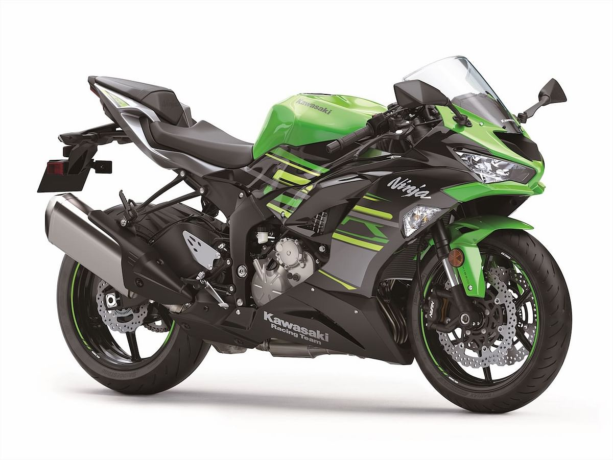 Kawasaki India launches Ninja ZX-6R at Rs 10.49 lakh