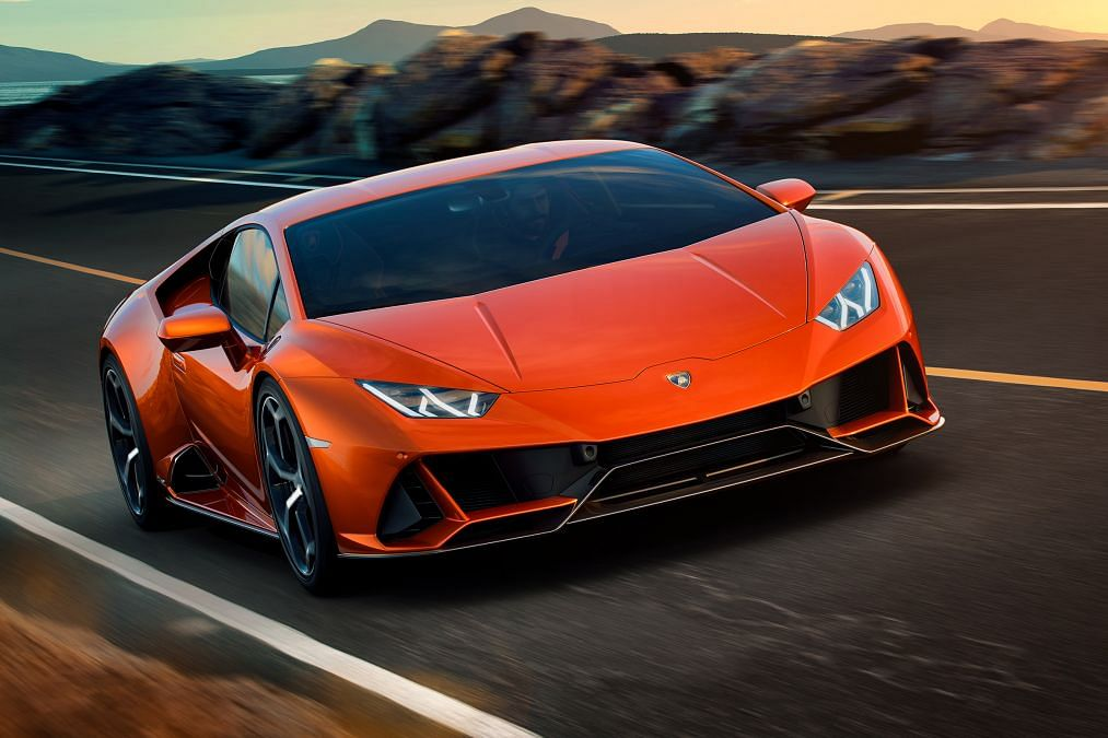 Lamborghini Huracan Performante launched in India
