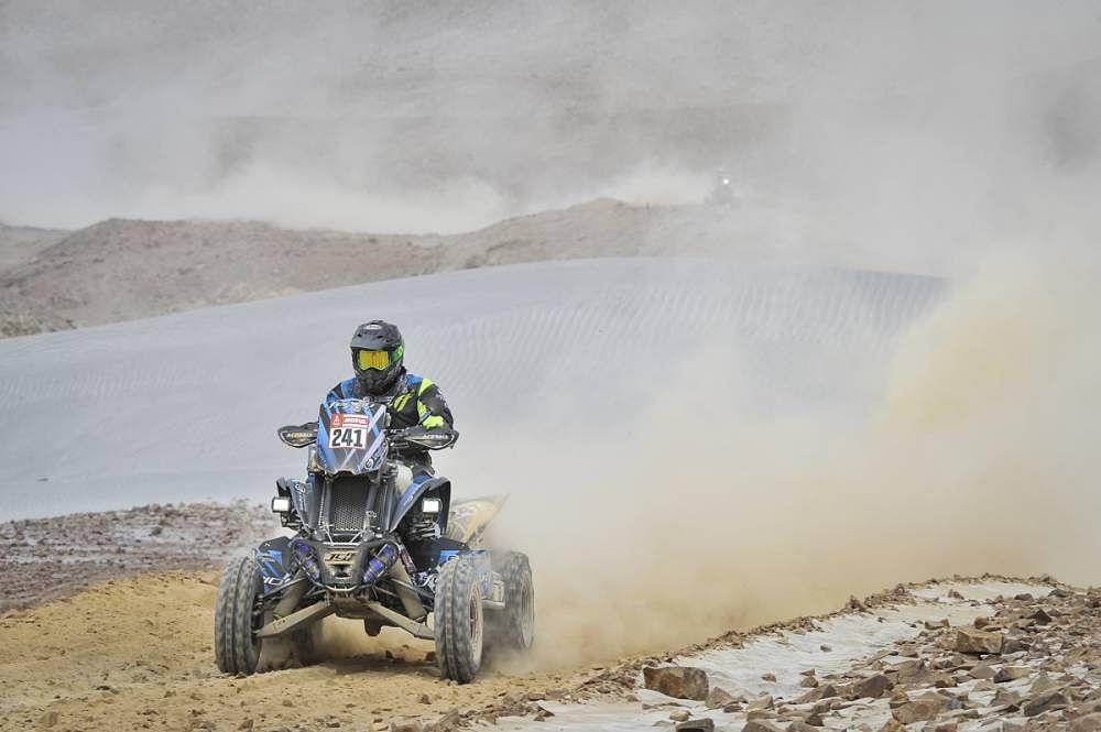Dakar 2019: Gallery of top three winners on four wheels