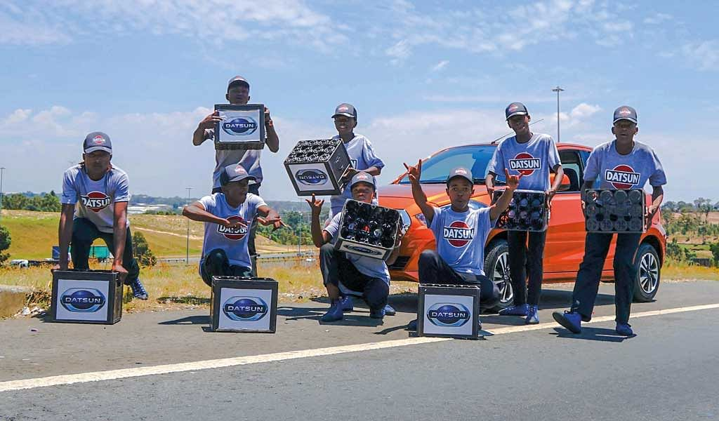Datsun experience in South Africa – the largest private collection of Nissans and Datsuns