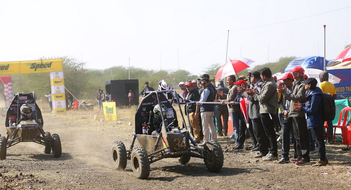 Mahindra Baja SAE INDIA 2019: Team Nemesis racing clinch victory