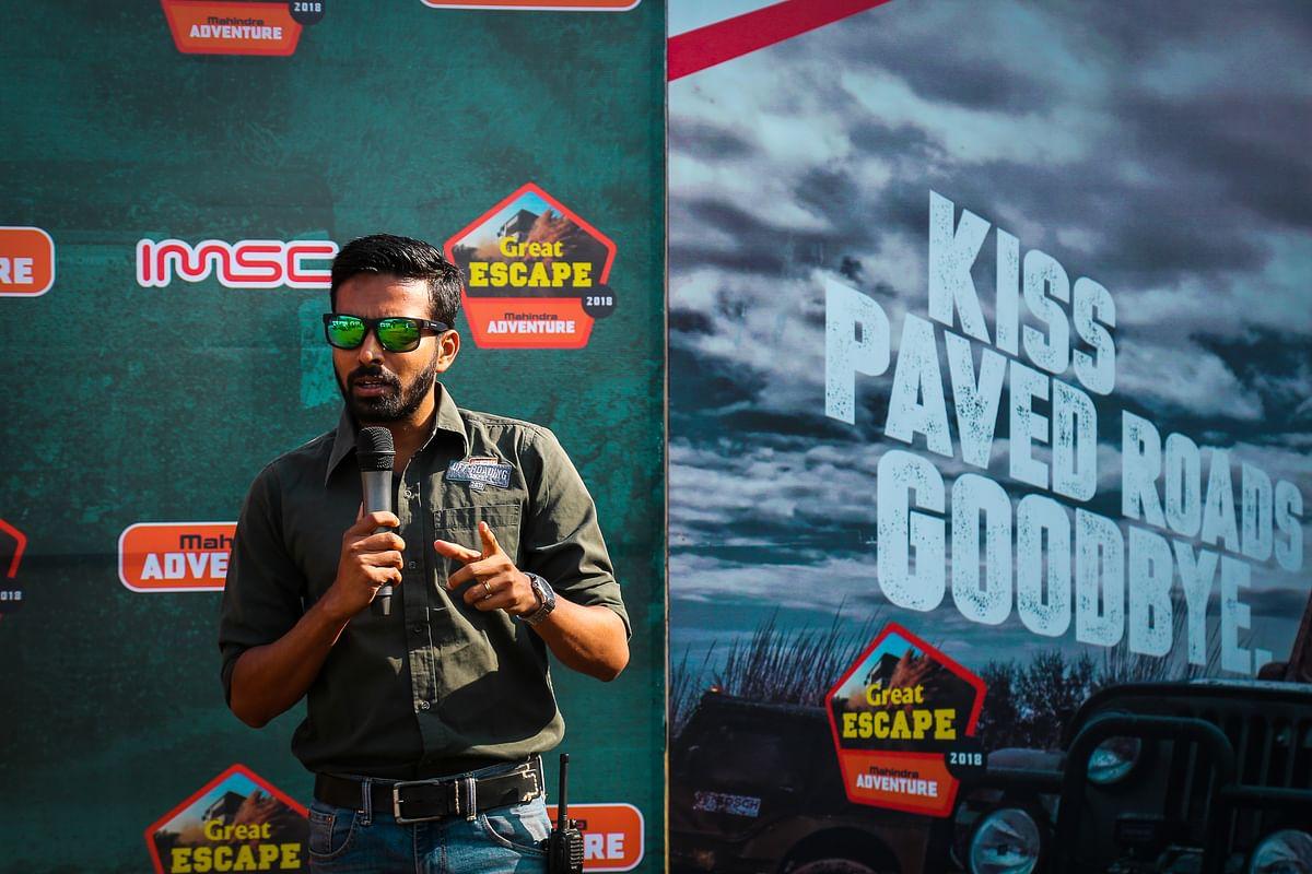 Mahindra Great Escape – Offroading trophy Lonavala