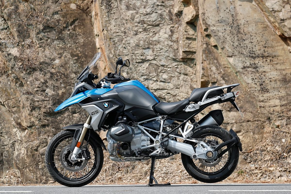 All-new BMW R 1250 GS and BMW R 1250 GS Adventure launched