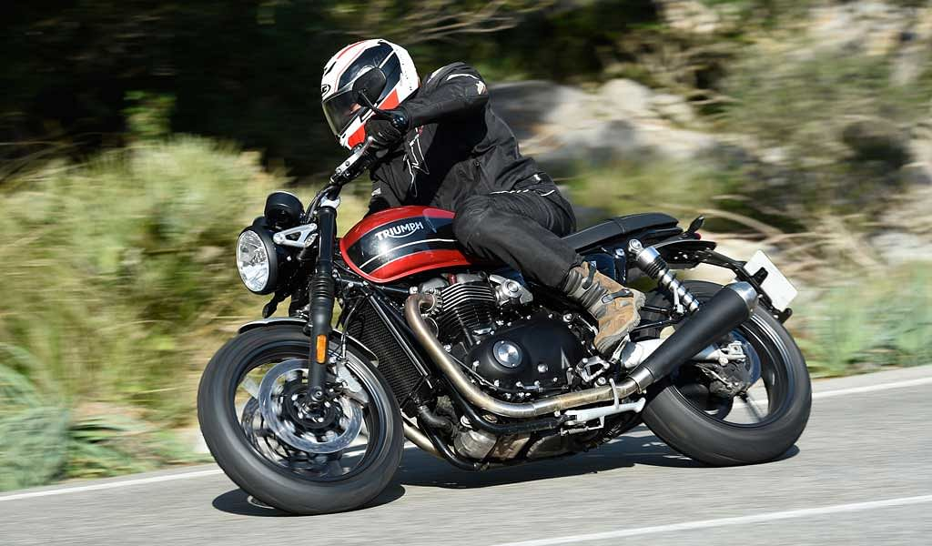 Test Ride Review: Triumph Bonneville Speed Twin