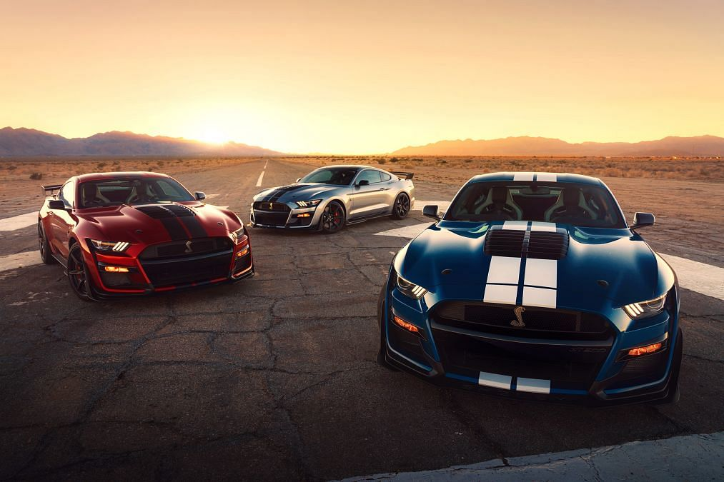 New 700bhp+ Shelby GT500 revealed at Detroit Motor Show