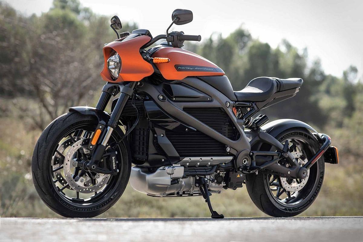 Harley-Davdison Livewire packs thrilling performance