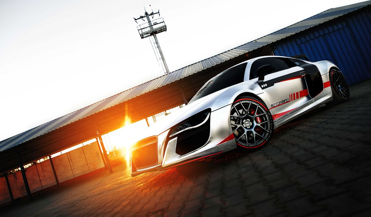 Audi R8 Motormind: Fancy a sexy customisation for your Audi R8?
