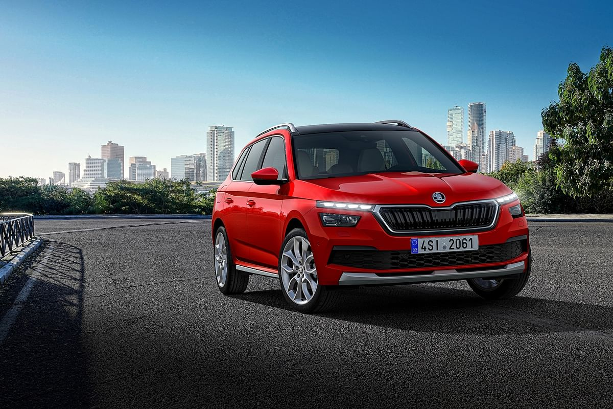 Skoda Kamiq nears production guise; specs, features unveiled