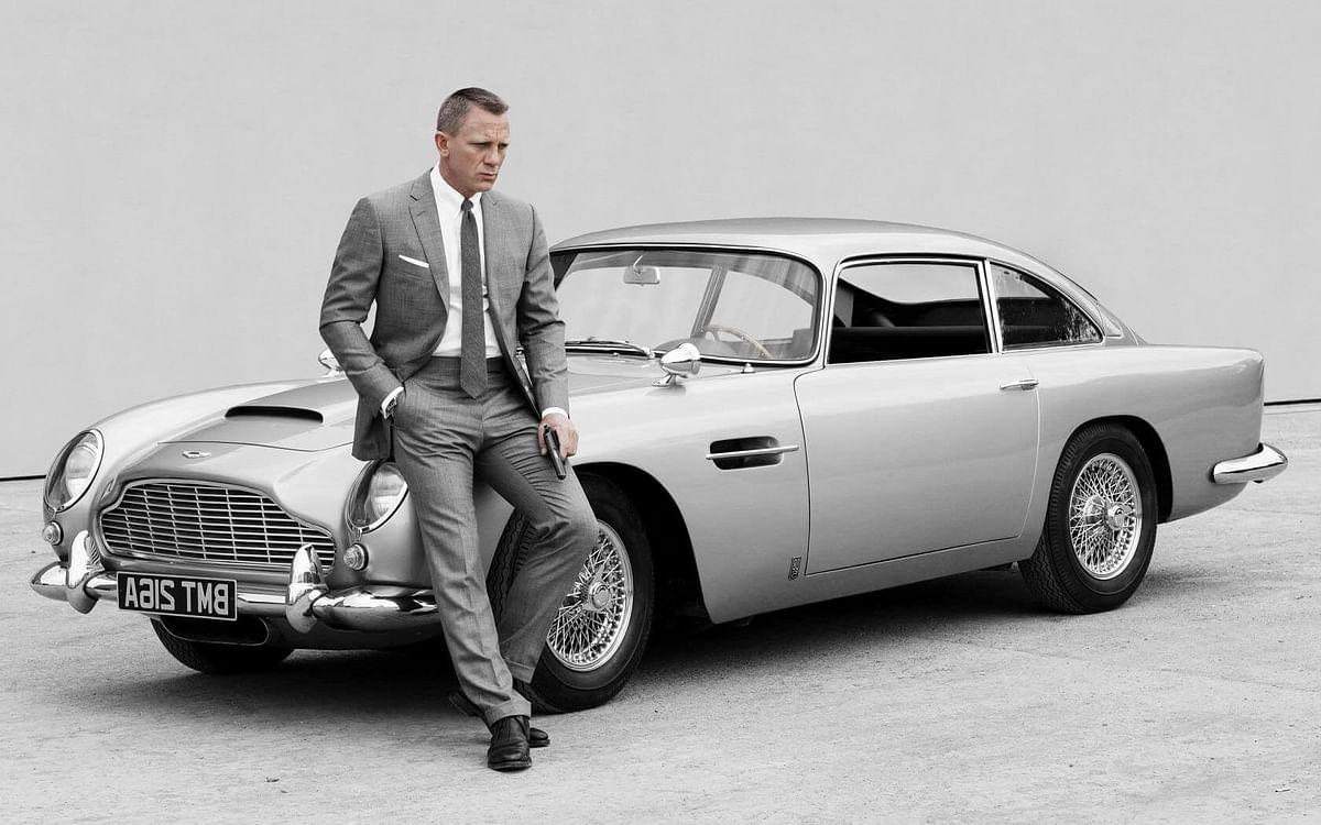Richard Porter blog – The inanity of a modern-day Aston Martin DB5
