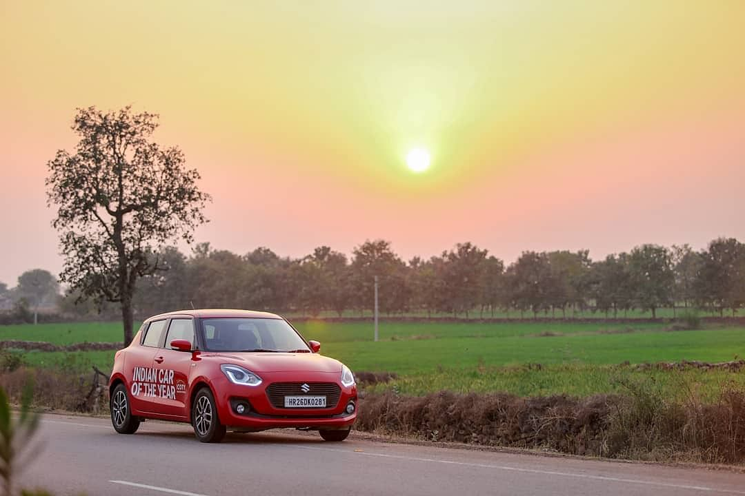 Swift ICOTY Drive: Day 1 Blog – Jhansi, UP to Kota, Rajasthan