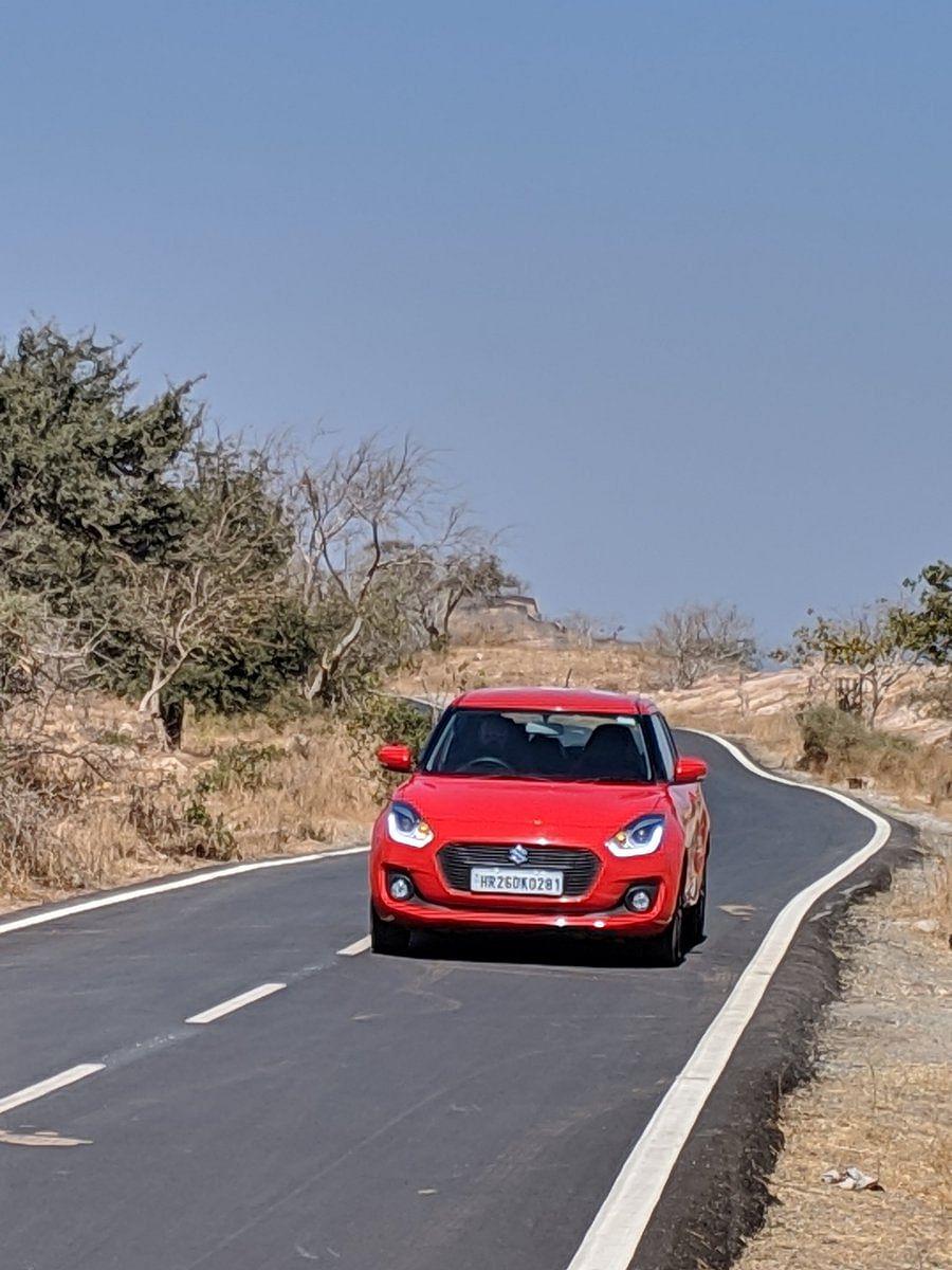 Maruti Suzuki Swift ICOTY Drive, day 2: Chittorgarh
