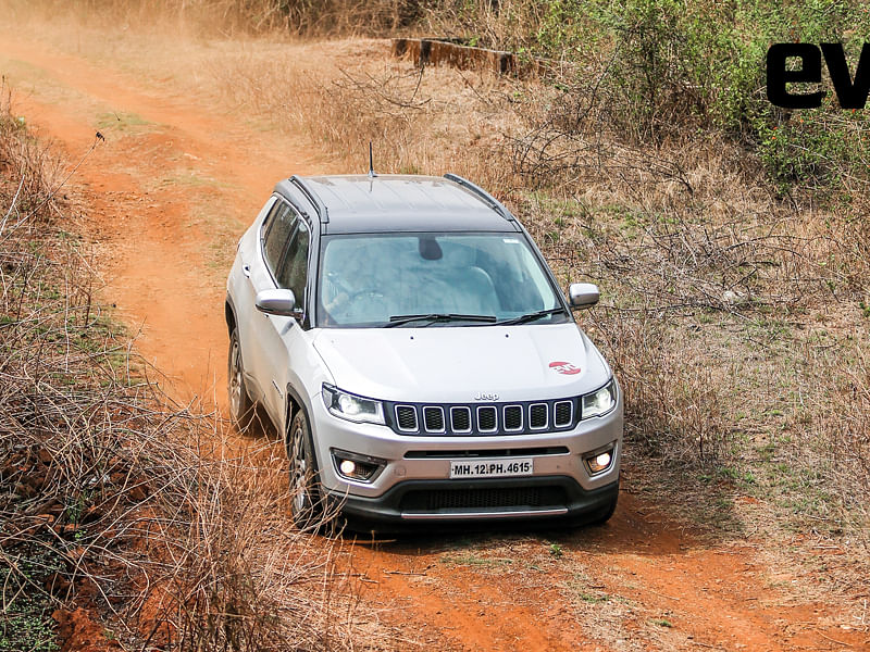 Jeep Compass facelift set for global unveil on June 4
