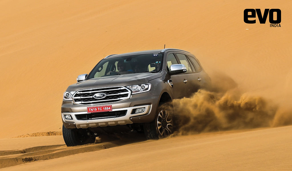 2019 Ford Endeavour test drive review