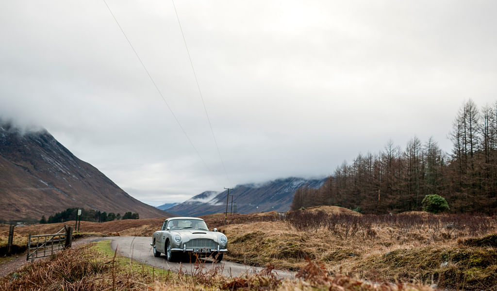Goldfinger DB5 Continuation Edition and E-Type Zero: Recreating legends?