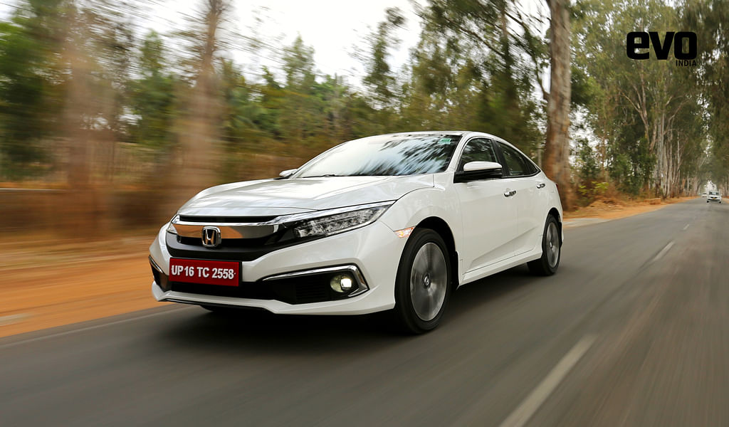 Honda Civic test drive review: Ready to challenge the Corolla Altis, Octavia & Elantra