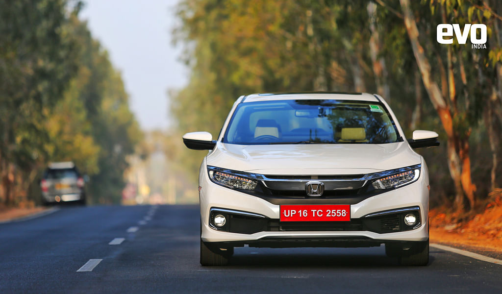 Honda Civic test drive review: Ready to challenge the Corolla Altis, Octavia & Elantra
