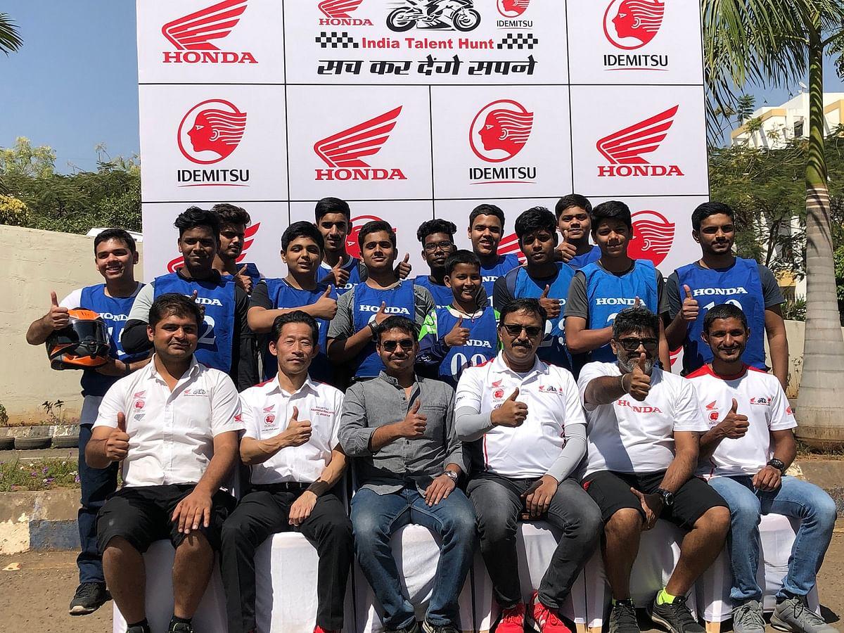 Idemitsu Honda India Talent Hunt comes to Pune
