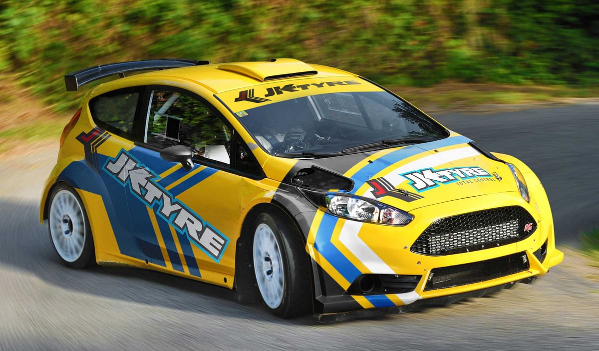 Exclusive: Team JK Tyre Motorsport is back in the 2019 INRC