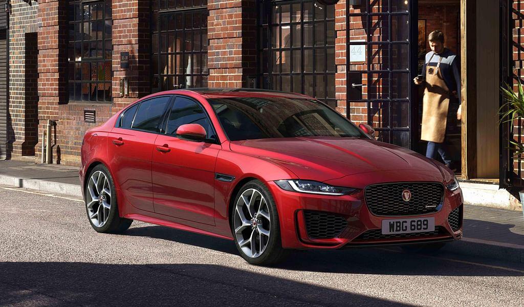 Jaguar unveils the MY2020 XE for international markets